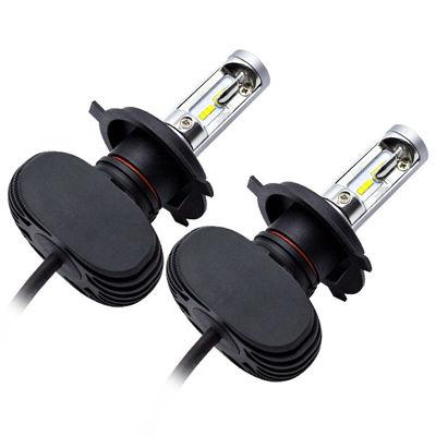 三金商事 LEDヘッドライト 4000LM 6500K 9V~32V対応 (LED-S1) H4(Hi/Lo) LED-S1-H4