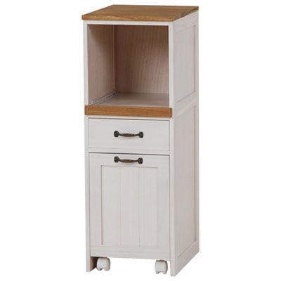 HAGIHARA(ハギハラ) キッチンラック(ホワイトウォッシュ) MUD-5900WS 2101452600