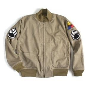 その他 映画『フューリー』モデルタンカースジャケット JJ168YN 36( S相当)サイズ ds-1454265