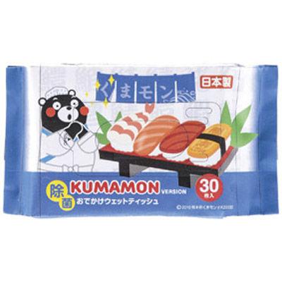 その他 【360個セット】くまモンの除菌おでかけウェットミニ30枚入 MRTS-29072