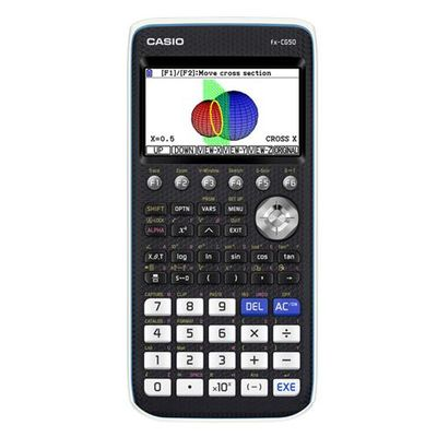 カシオ グラフ関数電卓(10桁) FX-CG50-N【納期目安:4/下旬入荷予定】