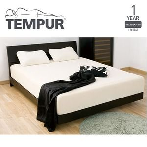 その他 TEMPUR 木製ベッド シングル 【ベッドフレームのみ】 ブラウン 天然木タモ材使用 『テンピュール Natur』 正規品 1年保証付き ds-1855006