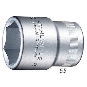 その他 STAHLWILLE(スタビレー) 55-60 (3/4SQ)ソケット (6角) (05010060) ds-1859829