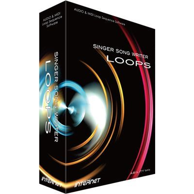 インターネット Singer Song Writer Loops SSWLP01W
