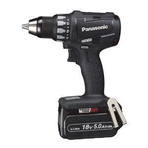 その他 Panasonic(パナソニック) EZ74A2LJ2G-B 18V5.0Ah充電ドリルドライバー(黒) ds-1875405