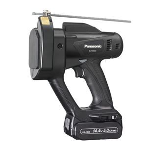 その他 Panasonic(パナソニック) EZ45A4LJ2F-B 14.4V5.0Ah充電全ネジカッター(黒) ds-1875512