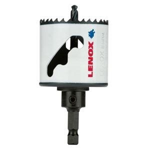 その他 LENOX(レノックス) 5121055 バイメタル軸付ホールソー 152MM ds-1882375