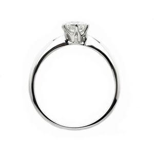 その他 ダイヤモンド ブライダル リング プラチナ Pt900 0.3ct ダイヤ指輪 Dカラー SI2 Excellent EXハート&キューピット エクセレント 鑑定書付き 12号 ds-1897110