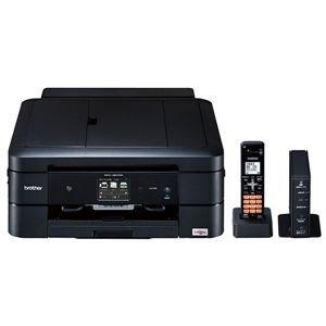 その他 ブラザー工業 A4インクジェット複合機/FAX/10/12ipm/デジタル子機1台/両面印刷/無線LAN/ADF MFC-J907DN ds-1890916