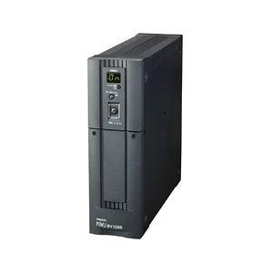 その他 オムロン 無停電電源装置(常時商用給電/正弦波出力) 1200VA/720W BY120S ds-1890893