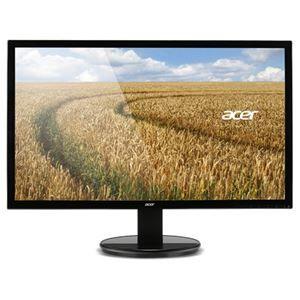 その他 Acer 19.5型ワイド液晶ディスプレイ K202HQLAbmix(非光沢/1366x768/200cd/100000000:1/5ms/ブラック/ミニD-Sub15ピン・HDMI) K202HQLAbmix ds-1891181