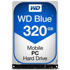 その他 WESTERN DIGITAL WD Blueシリーズ 2.5インチ内蔵HDD 320GB SATA 5400rpm7mm厚 WD3200LPCX ds-1893229
