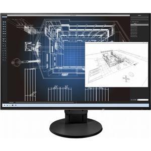 その他 EIZO 61cm(24.1)型カラー液晶モニター FlexScan EV2456 ブラック EV2456-BK ds-1890625