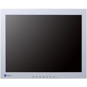 その他 EIZO 38cm(15.0)型タッチパネル装着カラー液晶モニター DuraVision FDX1521T-Fセレーングレイ FDX1521T-FGY ds-1890631