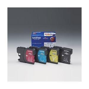 その他 ブラザー工業 インクカートリッジ 4色パック LC11-4PK ds-1890765