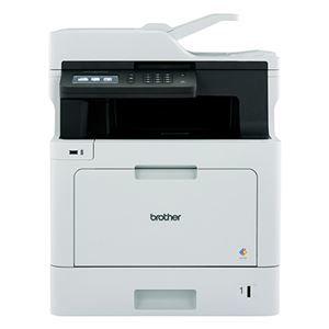 その他 ブラザー工業 A4カラーレーザー複合機/FAX/31PPM/両面印刷/有線・無線LAN/ADF MFC-L8610CDW ds-1890919