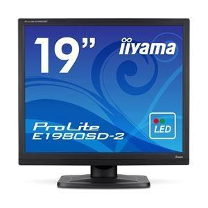 その他 iiyama 19型液晶ディスプレイ ProLite E1980SD-2 (LED) マーベルブラック E1980SD-B2 ds-1891545