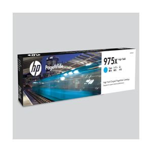 その他 HP HP 975X インクカートリッジ シアン L0S00AA ds-1892163