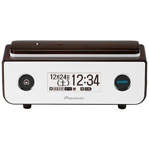 その他 パイオニア デジタルフルコードレス留守番電話機 ビターブラウン TF-FD35S(BR) ds-1893941