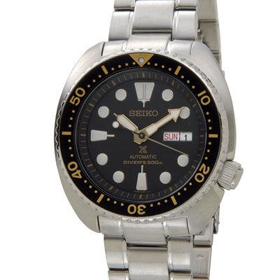 SEIKO セイコー PROSPEX プロスペックス SRP775K1 3rdダイバーズ復刻モデル メンズ 腕時計 自動巻き ブラック SESRP775K1