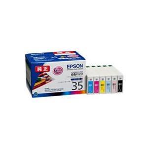 その他 (業務用3セット) 【純正品】 EPSON エプソン インクカートリッジ/トナーカートリッジ 【IC6CL35 6色パック】 ds-1910031