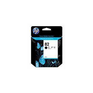 その他 (業務用3セット) 【純正品】 HP インクカートリッジ 【CH565A HP82 BK ブラック】 ds-1911386