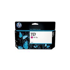 その他 (業務用3セット) 【純正品】 HP インクカートリッジ 【B3P20A HP727 M マゼンタ 130】 ds-1911452
