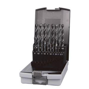 【予約中!】 その他 超硬チップ付17本組ドリルセット RUKO(ルコ) 815214CRO テクロナ ds-1899184:爆安!家電のでん太郎-DIY・工具