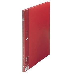 その他 (業務用10セット) プラス クリアーファイル10P FC-121EL A4S 赤 10冊 ds-1913714