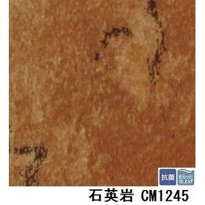 その他 サンゲツ 店舗用クッションフロア 石英岩 品番CM-1245 サイズ 182cm巾×9m ds-1921316