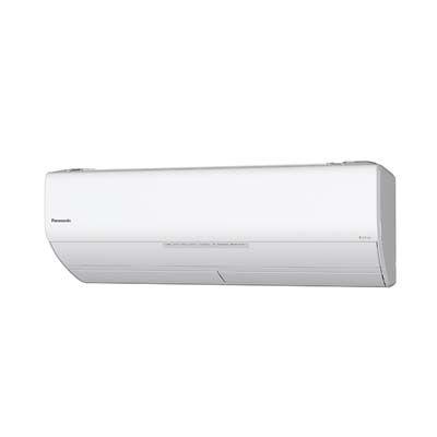 パナソニック 『Eolia(エオリア)』 冷暖房除湿タイプ エアコン(主に8畳)(単相100V) (クリスタルホワイト) CS-X258C-W