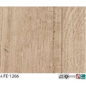 その他 木目調 のり無し壁紙 サンゲツ FE-1266 93cm巾 45m巻 ds-1927816