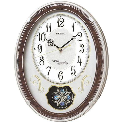 エターナル セイコー 電波掛時計ウエーブシンフォニー AM259B