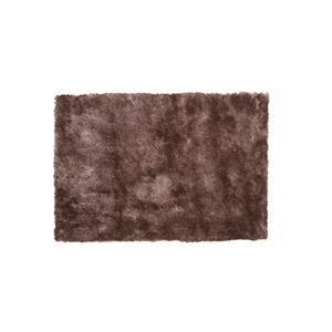 その他 シャギーラグマット/絨毯 【90cm×130cm ブラウン】 長方形 裏面滑り止め加工 RG-22BR ds-1937624