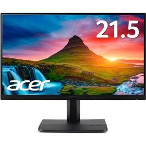 その他 Acer 3年保証 21.5型ワイド液晶ディスプレイ ET221Qbmi(IPS/非光沢/1920x1080/250cd/100000000:1/4ms/HDMI1.4x1・ミニD-Sub15ピン/フリッカーレス/ブルーライトフィルター) ET221Qbmi ds-1945547