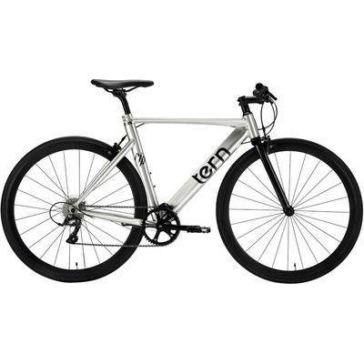 tern(ターン) リップ(Rip) 460(650c) 8speed シルクポリッシュ アルミフレーム クロスバイク 18RIP0SP46