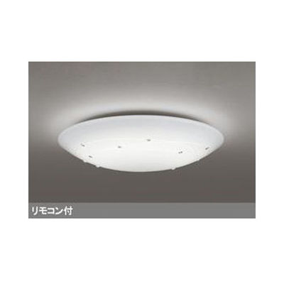 ODELIC LEDデザインシーリングライト ~12畳用 SH8256LDR【納期目安:1週間】