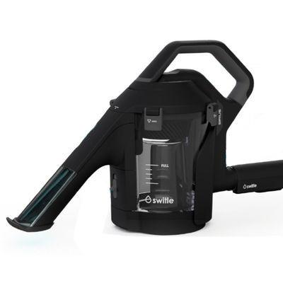 シリウス 掃除機用水洗いクリーナーヘッド『switleスイトル』 SWT-JT500(K)