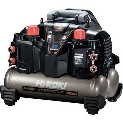 HiKOKI(日立工機) 高圧エアコンプレッサ EC1245H3(S)