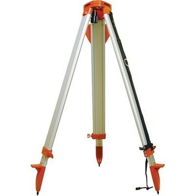 シンワ測定 三脚平面脚頭式 4960910766907