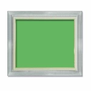 その他 【油額】油絵額・キャンバス額・金の油絵額・銀の油絵額 ■P12号(606×455mm)「シルバー」 ds-1987148