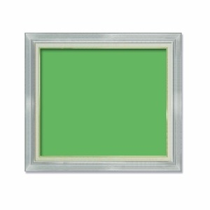 その他 【油額】油絵額・キャンバス額・金の油絵額・銀の油絵額 ■M20号(727×500mm)「シルバー」 ds-1988374