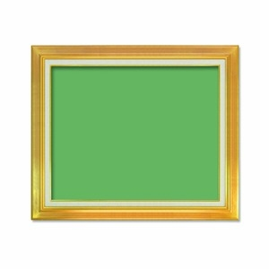 その他 【油額】油絵額・キャンバス額・金の油絵額・銀の油絵額 ■M20号(727×500mm)「ゴールド」 ds-1988375