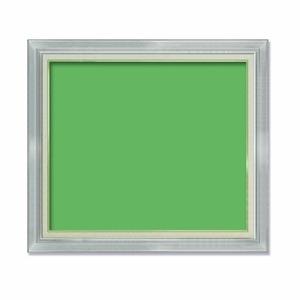 その他 【油額】油絵額・キャンバス額・金の油絵額・銀の油絵額 ■M30号(910×606mm)「シルバー」 ds-1988376