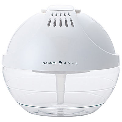 その他 【12個セット】空気洗浄機NAGOMI1台(ホワイト) 2213506