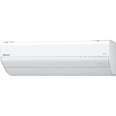 パナソニック インバーター冷暖房除湿タイプ ルームエアコン CS-GX258C-W【納期目安:2週間】