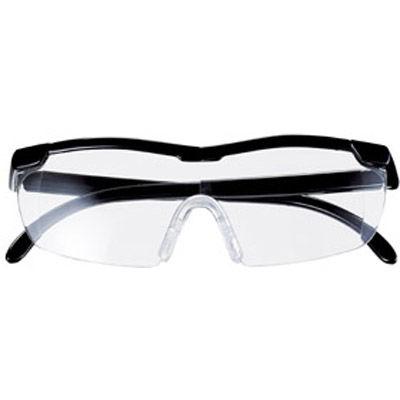 その他 【120個セット】両手が使えるメガネ型ルーペ MRTS-31611