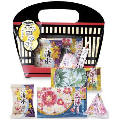その他 【48個セット】京の四季折々 入浴料4種セット MRTS-31654
