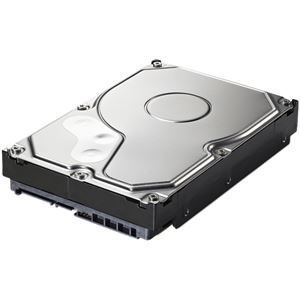 その他 バッファロー HD-WHU3/R1シリーズ用オプション交換HDD 8TB OP-HD8.0WH ds-1662525