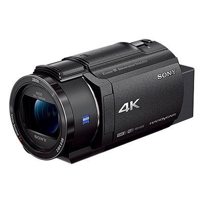 ソニー デジタル4Kビデオカメラレコーダー(ブラック) FDR-AX45-B【納期目安:2週間】